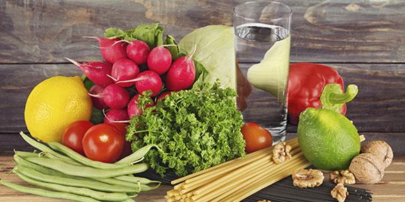 alimentos vegetales para la anemia